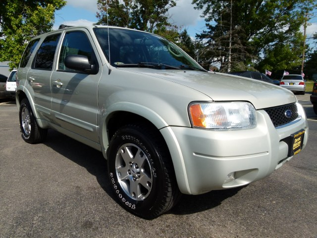 "Used Ford Escape 4dr 103"" WB Limited 4WD 2004"