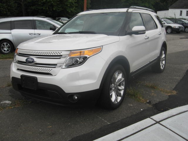 Used Ford Explorer 4WD 4dr Limited 2011
