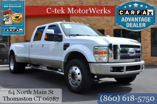 "Used Ford Super Duty F-450 DRW 4WD Crew Cab 172"" Lariat 2008"
