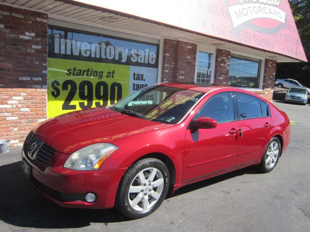 Used 2006 Nissan Maxima in Naugatuck, Connecticut