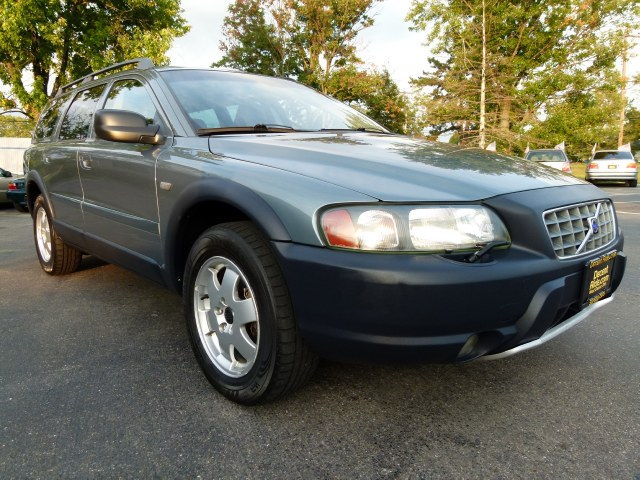 Used Volvo V70 5dr Wgn 2.5L Turbo AWD XC70 2003