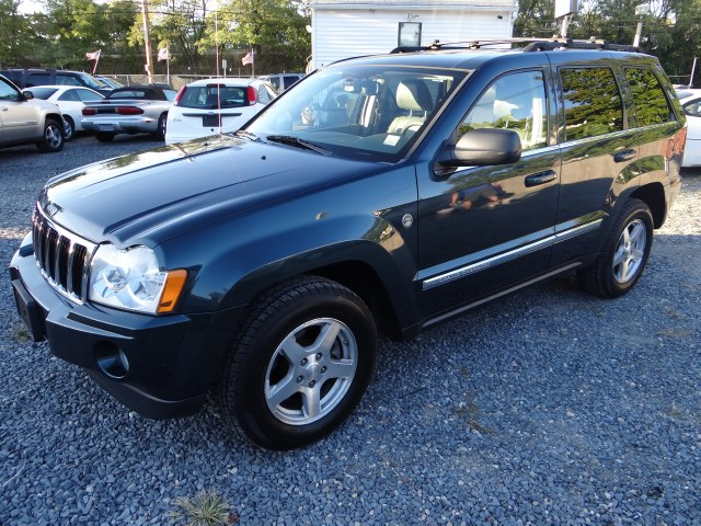 Used Jeep Grand Cherokee 4dr Limited 4WD 2005