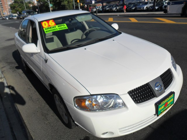 Used 2006 Nissan Sentra in Jamaica, New York