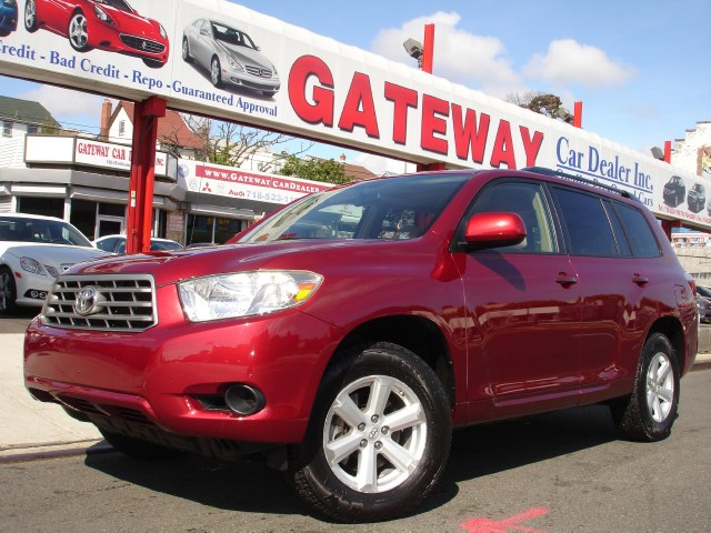 Used Toyota Highlander 4WD 4dr Base 2008