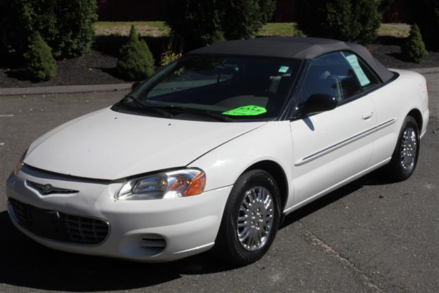 Used Chrysler Sebring 2dr Convertible LX 2002