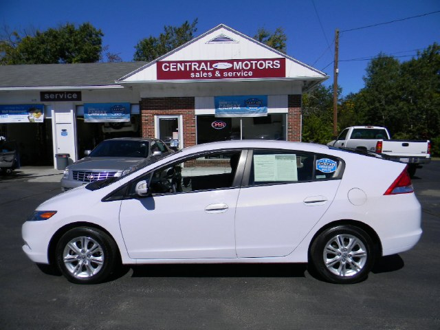 Used 2010 Honda Insight in Southborough, Massachusetts