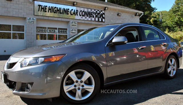 Used Acura TSX 6Spd Manual w/ NAV 4dr Sdn I4 Man 2010