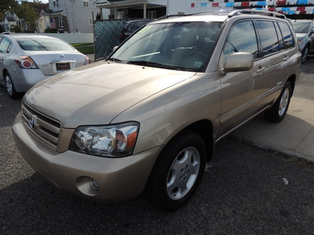Used Toyota Highlander 4WD 4dr V6 Limited w/3rd Row 2007