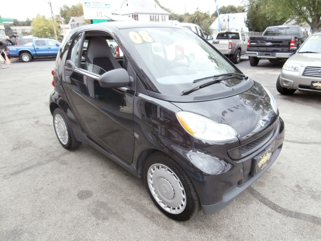 Used Smart fortwo 2dr Cpe Passion 2008