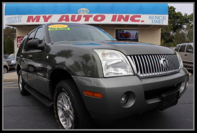 "Used Mercury Mountaineer 4dr 114"" WB AWD 2002"