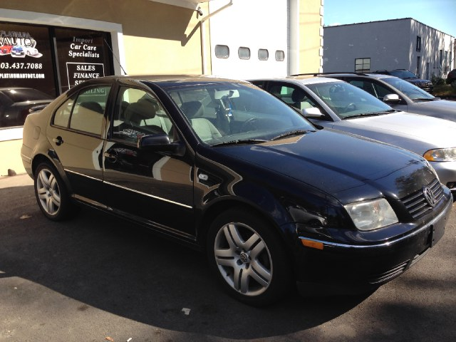 Used Volkswagen Jetta Sedan 4dr Sdn GL TDI Manual 2004