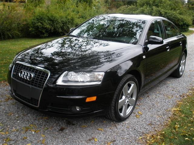 Used 2008 Audi A6 in Danbury, Connecticut