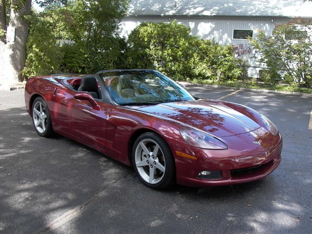 Used Chevrolet Corvette 2dr Conv 2006