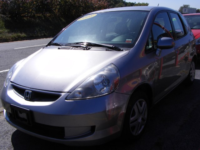 Used Honda Fit 5dr HB Auto 2008