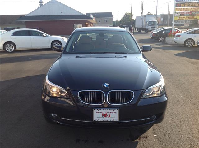 Used 2009 BMW 5 Series in Wallingford, Connecticut