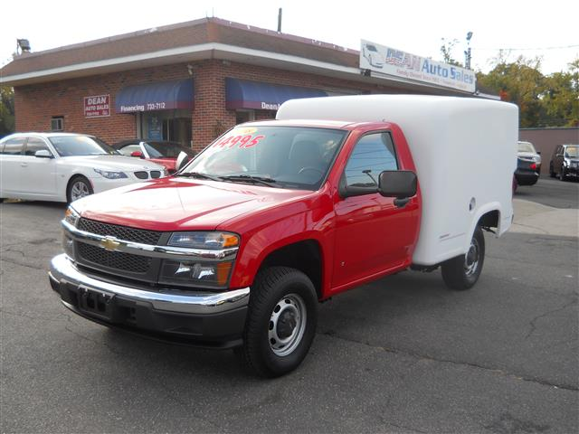 Used Chevrolet Colorado BOXTRUCK 2008