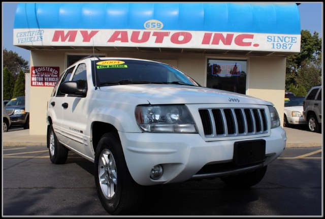 Used Jeep Grand Cherokee 4dr Laredo 4WD 2004