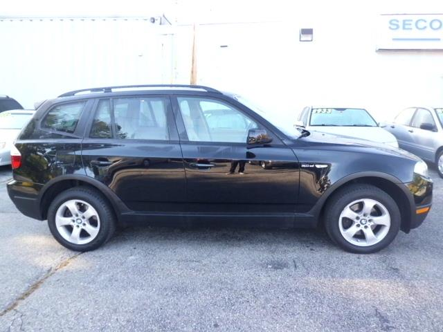 Used 2007 BMW X3 in Manchester, New Hampshire