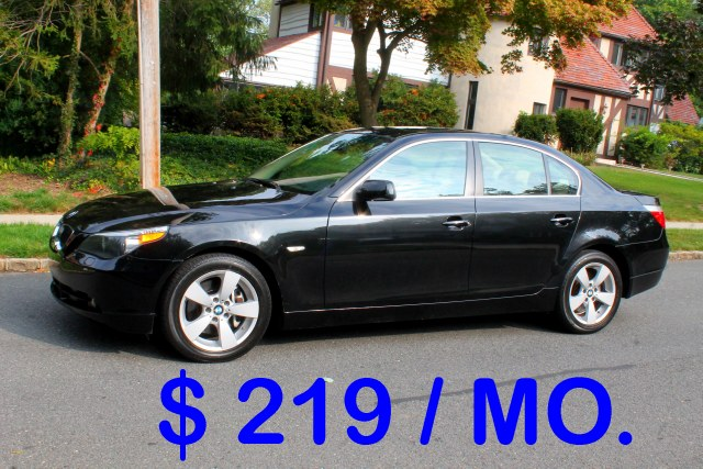 Used BMW 5 Series 4dr Sdn 525xi AWD 2007
