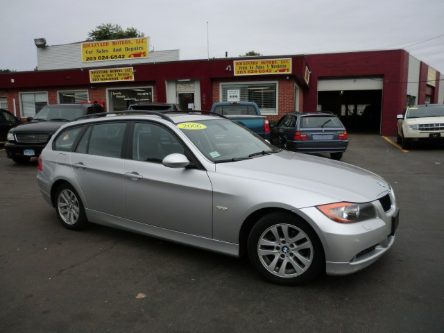 Used BMW 3 Series 325xi 4dr Sports Wgn AWD 2006