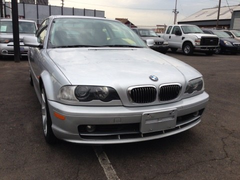 Used BMW 3 Series 325Ci 2dr Cpe 2001