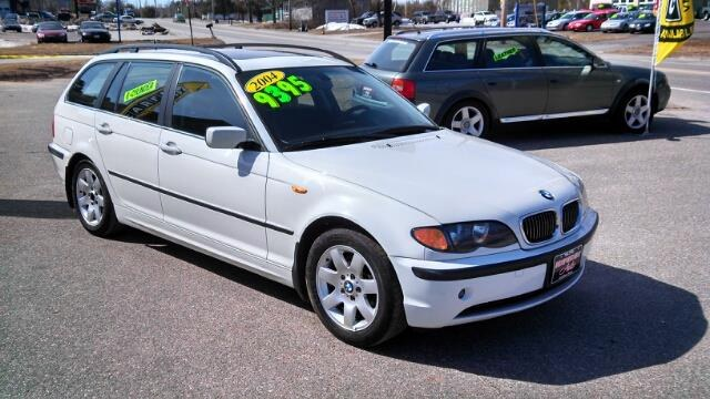 Used BMW 3 Series 325i 4dr Sports Wgn RWD 2004