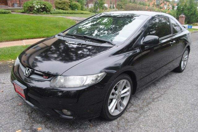 Used Honda Civic Cpe 2dr Man Si 2008