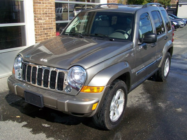 Used Jeep Liberty 4dr Limited 4WD 2006