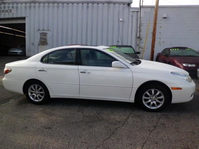Used Lexus Es 300 LUXURY PKG LEATHER MOONROOF 2003