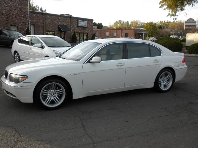 Used 2003 BMW 7 Series in Newington, Connecticut