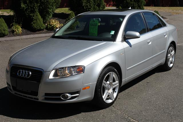 Used Audi A4 2007 4dr Sdn Manual 2.0T quatt 2007