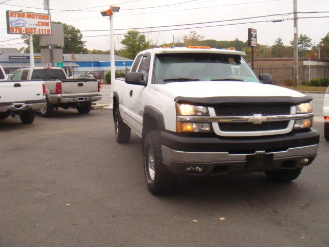 Used Chevrolet Silverado 2500HD Ext Cab 4WD LT 2003