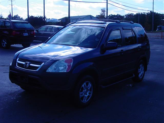 Used 2003 Honda CR-V in Shrewsbury, Massachusetts