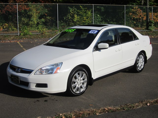 Used Honda Accord Sdn LX V6 AT ULEV 2006