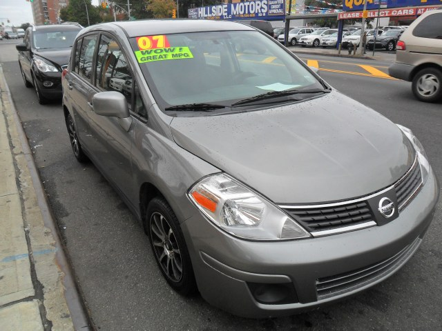 Used 2007 Nissan Versa in Jamaica, New York