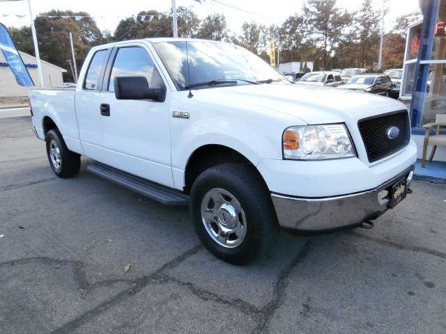 "Used Ford F-150 Supercab 145"" XLT 4WD 2006"