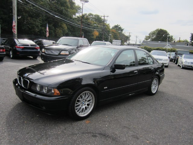 Used BMW 5 Series 530iA 4dr Sdn 5-Spd Auto 2002