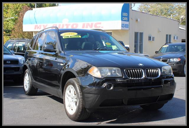 Used BMW X3 X3 4dr AWD 2.5i 2005