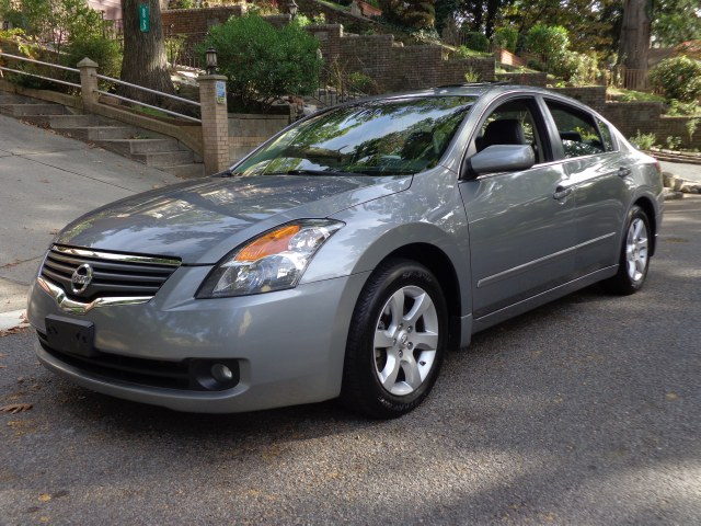 Used Nissan Altima Navigation Camera Bluetooth Bose 4dr Sdn I4 CVT 2.5 SL 2008