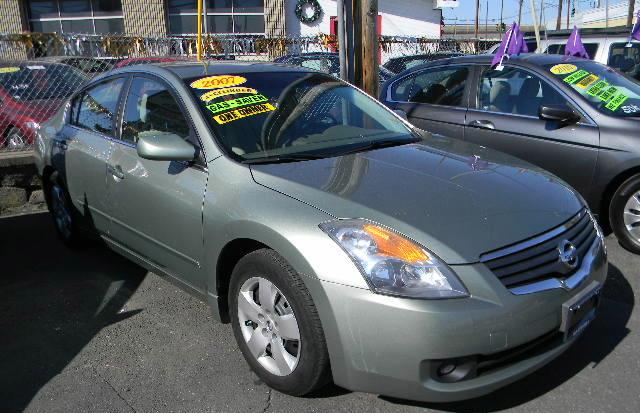 Used Nissan Altima 2.5S 2007