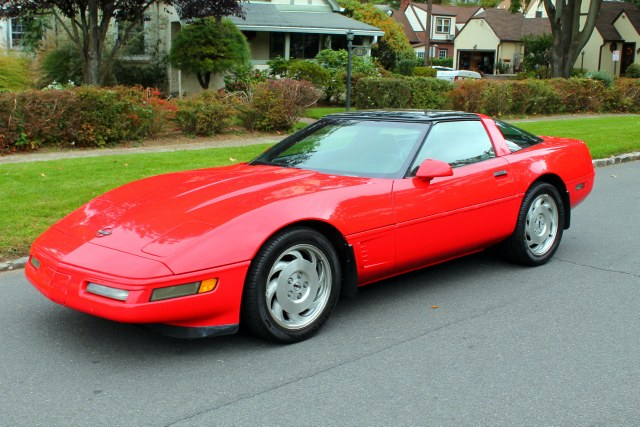 Used Chevrolet Corvette 2dr Cpe 1996
