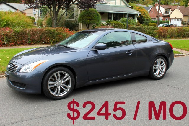 Used Infiniti G37 Coupe 2dr Journey 2008