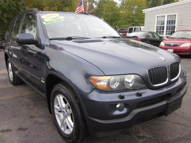 Used BMW X5 X5 4dr AWD 3.0i 2005