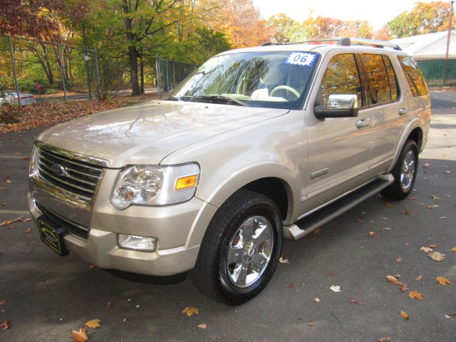 "Used Ford Explorer 4dr 114"" WB 4.0L Limited 4WD 2006"