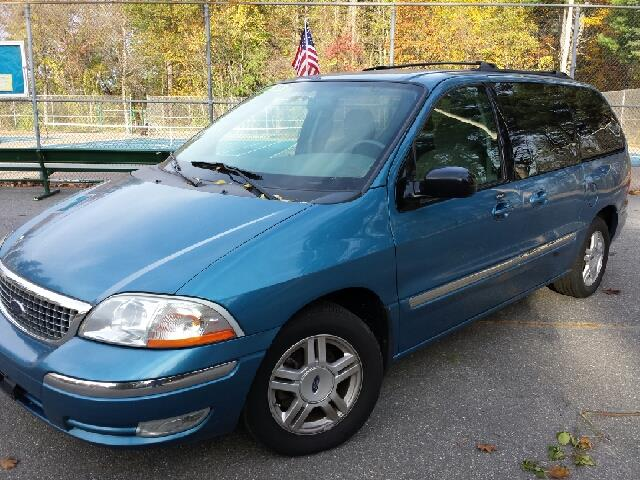 Used Ford Windstar SE 2003