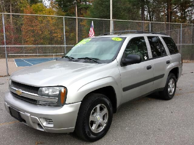 Used Chevrolet Trailblazer LS 4WD 2005