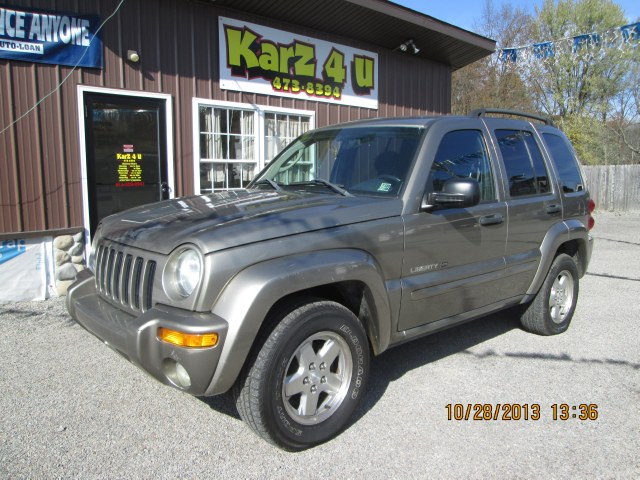 Used Jeep Liberty 4dr Limited 4WD 2003