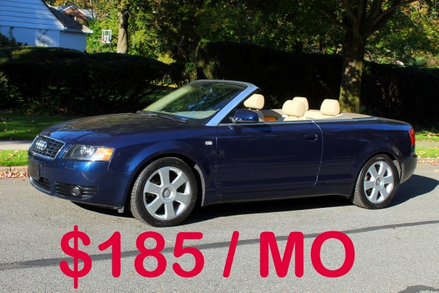 Used 2006 Audi A4 in Great Neck, New York