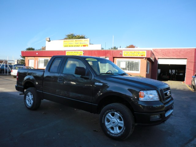 "Used Ford F-150 Supercab 133"" STX 4WD 2005"