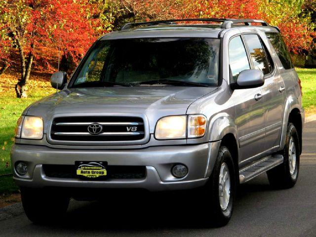 Used 2001 Toyota Sequoia in Merrimack, New Hampshire